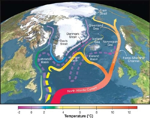 Global warming graphs httpglobal warming cuweather200907futurechangestoatlanticoceml sciox Images