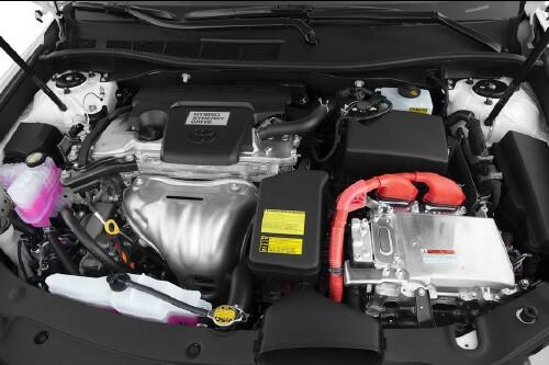 2015 Toyota Highlander Xle >> Toyota RAV4 AWD-i Hybrid 2016