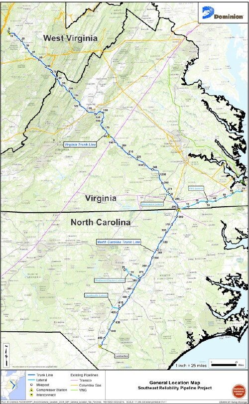 Natural-Gas Pipelines