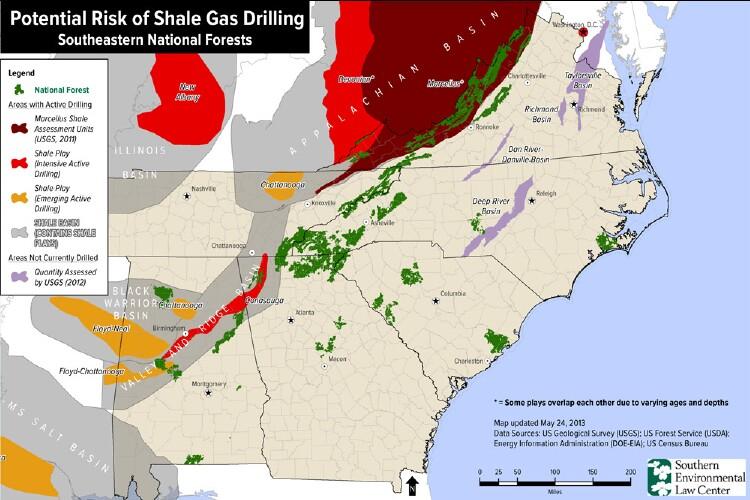 NaturalGas Pipelines - Us fracking map